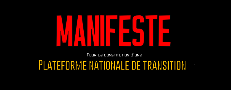 MANIFESTE - 101