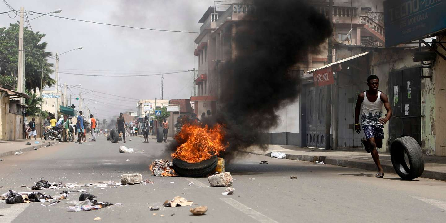 TOGO-POLITICS-UNREST-PROTEST
